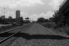 "Thruway track B&W • <a style=""font-size:0.8em;"" href=""http://www.flickr.com/photos/59137086@N08/7774788088/"" target=""_blank"">View on Flickr</a>"