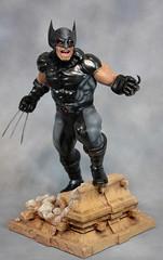 Figura Lobezno X-Force Fine Art Wolverine (Acero y Magia) Tags: art fine wolverine kotobukiya figura lobezno xforce