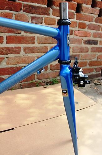 David's Columbus Air Road Bike