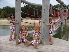 Kindergartenkinder (Kindergartenkinder) Tags: wasser dolls sommer kindra tivi setina annettehimstedt kindergartenkinder himstedtkinder sanrike naturbadolfen