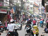 Hanoi street (mbphillips) Tags: fareast southeastasia vietnam 越南 ベトナム 베트남 asia アジア 아시아 亚洲 亞洲 mbphillips canonixus400 geotagged photojournalism photojournalist hanoi capital 首都 수도