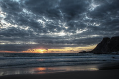 arrifana1 (pmrs78) Tags: sunset portugal hdr arrifana