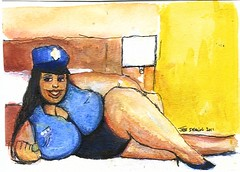 BBW- Need Discipline? Whimsical Illustration (jeffsterling53) Tags: uk atlanta woman sexy art beach stockings beauty alexandria sex illustration georgia virginia dc big bed mujer bedroom amazon breasts uniform highheels arms legs princess sweet miami fat bbw guard police mami queen size prison exotic capitol thighs fantasy massive toll cop jail worker springfield tease cleavage cama stiletto chambre powerful pantyhose halter nylon plump thick municipal overweight dominatrix cellulite ssbbw