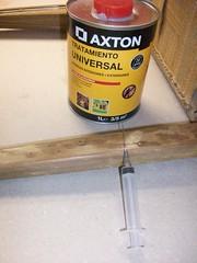 paso a paso :restauración de una silla (alialba) Tags: españa spain artesania reciclar restauración cachivaches tapizado alialba elpaísdebabia