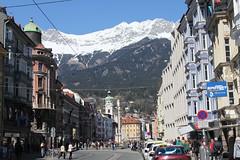 Innsbruck (CA_Rotwang) Tags: old austria tirol town sterreich altstadt karwendel