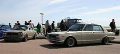 1972 NISSAN GT-R -- 1972 NISSAN GT-R (shagracer) Tags: old classic cars car skyline japanese brighton nissan low retro skool rider coupe lowered datsun slammed gtr 2014 incarnation eog547k bvm164k