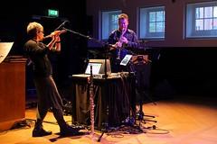Anne La Berge & Peter Furniss 7457-9_0029 (Co Broerse) Tags: music amsterdam flute electronics clarinet splendor 2016 bassclarinet contemporarymusic annelaberge peterfurniss composedmusic cobroerse