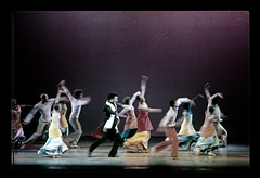 ss28-25 (ndpa / s. lundeen, archivist) Tags: show color film boston dance dancers dancing stage massachusetts nick performance slide dancer slideshow mass 1970s performers alvinailey dewolf early1970s nickdewolf photographbynickdewolf alvinaileydancers slideshow28
