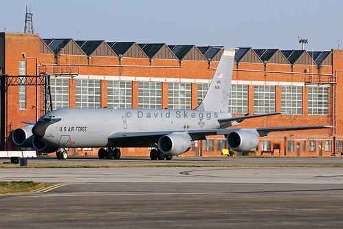 59-1516 KC-135R Stratotanker - 151stARS/134thARW/ TN ANG - McGhee Tyson Airport, TN