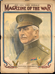 Major General Leonard Wood (Madison Historical Society) Tags: old portrait people usa history hat museum newspaper interesting nikon uniform image connecticut interior military country wwi picture newengland ct indoor worldwari madison historical inside greatwar firstworldwar route1 mhs conn 1stworldwar d600 bostonpostroad nikond600 leeacademy madisonhistoricalsociety madisonhistory bobgundersen