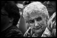 Interested onlooker (Frank Fullard) Tags: street ireland portrait irish lady candid older mayo interested onlooker swinford fullard frankfullard