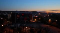 Morska Agencja Gdynia (Krzysztof D.) Tags: sunset architecture evening poland polska polen gdynia architektura wieczr zachdsoca trjmiasto pomorze pomorskie
