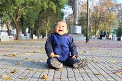 Mi Felicidad (Len Escobar) Tags: chile parque happy amor beb sonrisa felicidad feliz alameda dulce curic