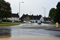 Burst Water Main 5 (John A King) Tags: road water hall main well burst eltham
