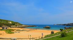 IMG_4161 (49Carmelo) Tags: costa arena rocas horizonte marcantabrico sanjuandelacanal playadesanjuandelacanal
