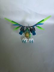 Haikara Step 35 (Lyichir) Tags: lego instructions creature bionicle moc kaita 2016 haikara