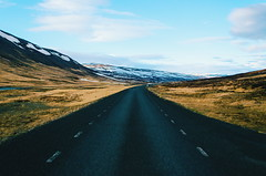 Not all those who wander are lost (Lucas Marcomini) Tags: road trip travel wild snow mountains nature river landscape outdoors iceland nikon open live exploring wide roadtrip wanderlust adventure explore traveling wilderness exploration ontheroad icelandic livefolk lucasmarcomini liveauthentic