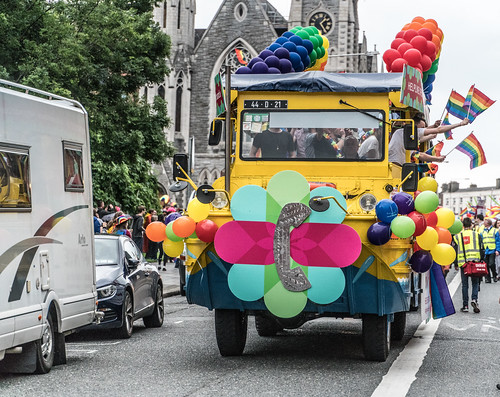 PRIDE PARADE AND FESTIVAL [DUBLIN 2016]-118102