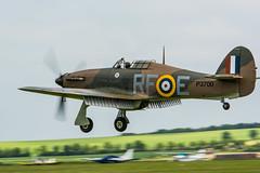 _DSC2215-25.jpg (Ian. J. Winfield) Tags: plane aircraft aviation hurricane rr rollsroyce aeroplane airshow merlin ww2 duxford raf hawker worldwar2 imperialwarmuseum iwm