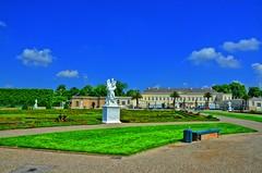 Herrenhuser Grten Hannover (Juni 2016)_027b (inextremo96) Tags: statue germany deutschland king hannover hanover fontaine garten obama knig niedersachsen lowersaxony fontne herrenhausen hanovere