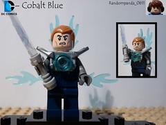 Cobalt Blue (Random_Panda) Tags: comics book dc comic lego fig character books super hero figure superhero characters heroes minifig minifigs superheroes figures figs minifigure minifigures