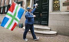 Protest bij bezoek Kamp aan provinciehuis Groningen (MilieudefensieNL) Tags: netherlands nederland gas groningen nam demonstratie aardbeving milieudefensie boren schade milieu verzet provincie gaswinning gasboring schok schokkend fossilfree aardbevingen gasbesluit gasverzet gaswinst fossielvrij