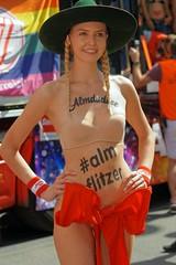 Regenbogenparade 2016 (Foto-X) Tags: wien portrt almdudler f13 regenbogenparade