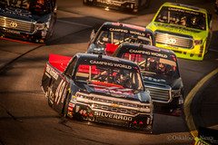 DSC_5731 (Oskaloosa News) Tags: world camping chevrolet car sport june racecar truck outdoor weekend nick wide iowa racing chevy nascar vehicle opening trucks autoracing drake 18 silverado haas automation speedway 2016 haasautomation