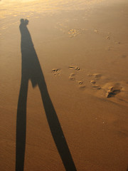 Sombra Auto Retrato (Joo Caetano Dias) Tags: areia sombras tonalidades