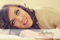 lazy sunday (Boudoir Fairies) Tags: portrait girl lady sweater pretty blueeyes ring diamond boudoir glamourous florabella