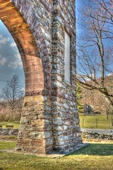 Piece of War Correspondents Memorial (podolux) Tags: md nikon maryland civilwar 2012 southmountain americancivilwar washingtoncounty photomatix warcorrespondentsmemorial d5100 april2012 nikkordx1855vr photomatixformac