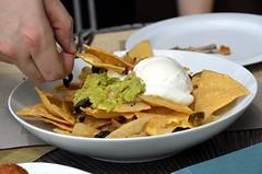 Trump nachos, the first thing we ate in Hawaii (SuperGregN) Tags: hawaii oahu nachos trumpinternationalhotel