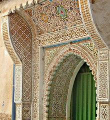 Decorated Doorway, Taroudannt (ronramstew) Tags: door arch colours painted decoration doorway morocco maroc embellishment marocco archway 1001nights marruecos marokko 2012 taroudant succo taroudannt lemaroc 2010s 1001nightsmagiccity blinkagain