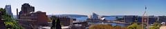 Syndey Harbour (Smiley Man with a Hat) Tags: autumn photoshop nikon opera pano sydney sigma australia circularquay panoramic adobe elements operahouse 2012 sydneyharbourbridge d80