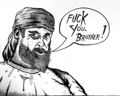 fuck you, brother (theforestprimeval) Tags: fuck you ftra