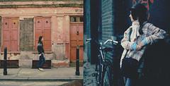 Streets of London (Alvaro Arregui) Tags: uk london film girl asian polaroid streetphotography hasselblad spanish fujifilm bricklane eastlondon instax fp100c planar80mm hasselblad503cx fujifp100 hasselbladpolaroidback alvaroarregui
