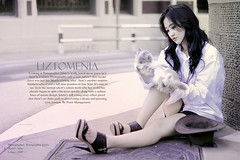 Liztomania (Putragrapher Jabrix) Tags: fashionphotography canonef50mmf18 canoneos50d