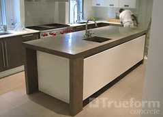 concrete countertop modern kitchen (Trueform) Tags: kitchen modern concrete counter countertop counters concretecountertop concretecountertops concretecounter cementcounter cementcountertop moderncountertop contemporarycounter moderncountertops