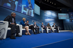 Panellists at the Opening Plenary of the Annual Summit