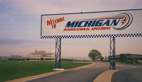 Michigan International Speedway, Lenawee County (Mich.), 18 September 2001