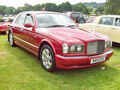 56 Bentley Brooklands (1998)