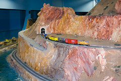 CG378 Small Mountain (listentoreason) Tags: usa america canon newjersey model modeltrain unitedstates favorites places diorama northlandz scalemodel modelrailroad hoscale ef28135mmf3556isusm score20 hoscalemodelrailroad