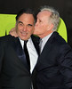 Oliver Stone, James Woods The premiere of 'Savages' at Westwood Village - Arrivals Los Angeles, California