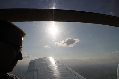 Luftbild Moran