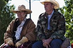 Ranchers (shadowplay) Tags: cowboys bishop ranchers muledays