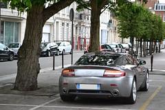 V8 Vantage (Seb-Lamborghiniste) Tags: martin v lille v8 aston vantage supercars v8v