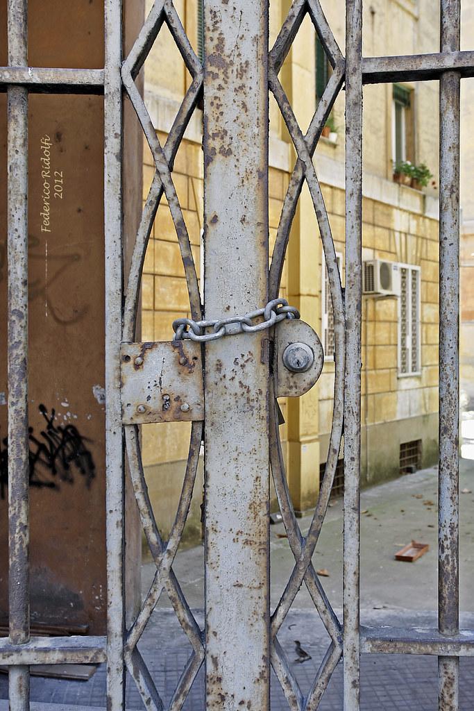 (bata ez) Tags: light italy rome color colour roma muro bird window yellow