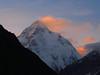 Twilight at K2 (Aamir Choudhry) Tags: pakistan mountain trekking twilight glacier concordia k2 aamir 2012 skardu askole baltoro lyallpur concordian concordians