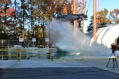 Orion Drop Test - Splash (this little moon) Tags: nasa orion droptest langely langleyresearchcenter nasatweetup