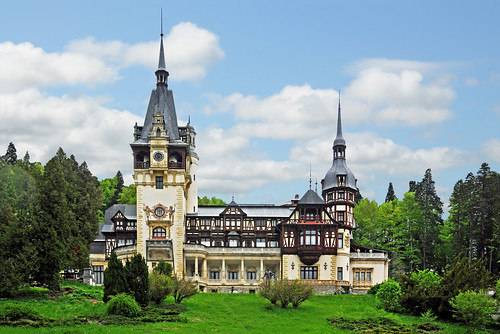 Romania-1727 - Peles Castle by archer10 (Dennis) (70M Views), on Flickr